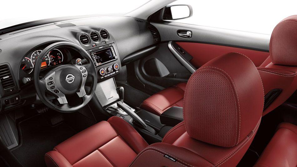 Nissan Altima Coupe Interior Google Search Vehiculos