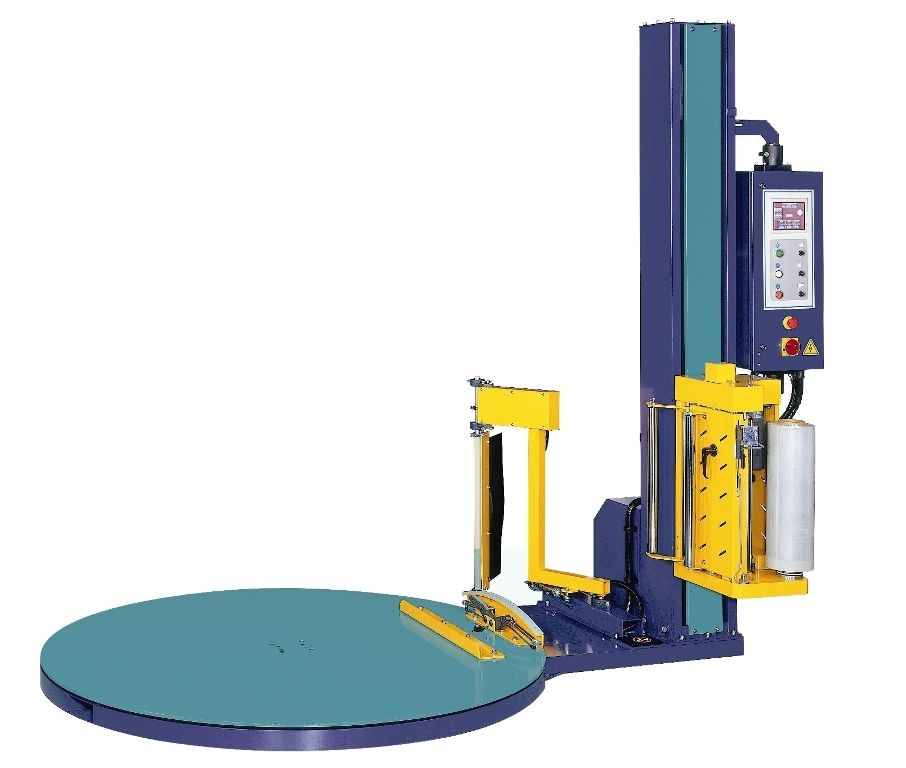 Compak Provides The Wide Rang Of Stretch Wrapping Machine At Affordable Budget Read This Blog For More Info Stretch Wrap Wrapping Machine Packaging Machine