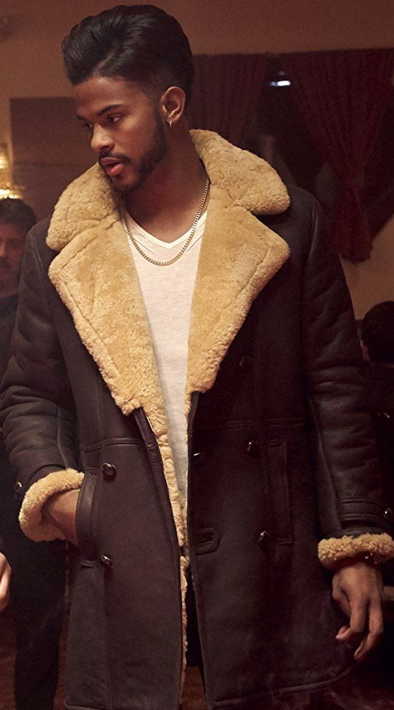 Youngblood Priest Superfly Trevor Jackson Coat In 2019