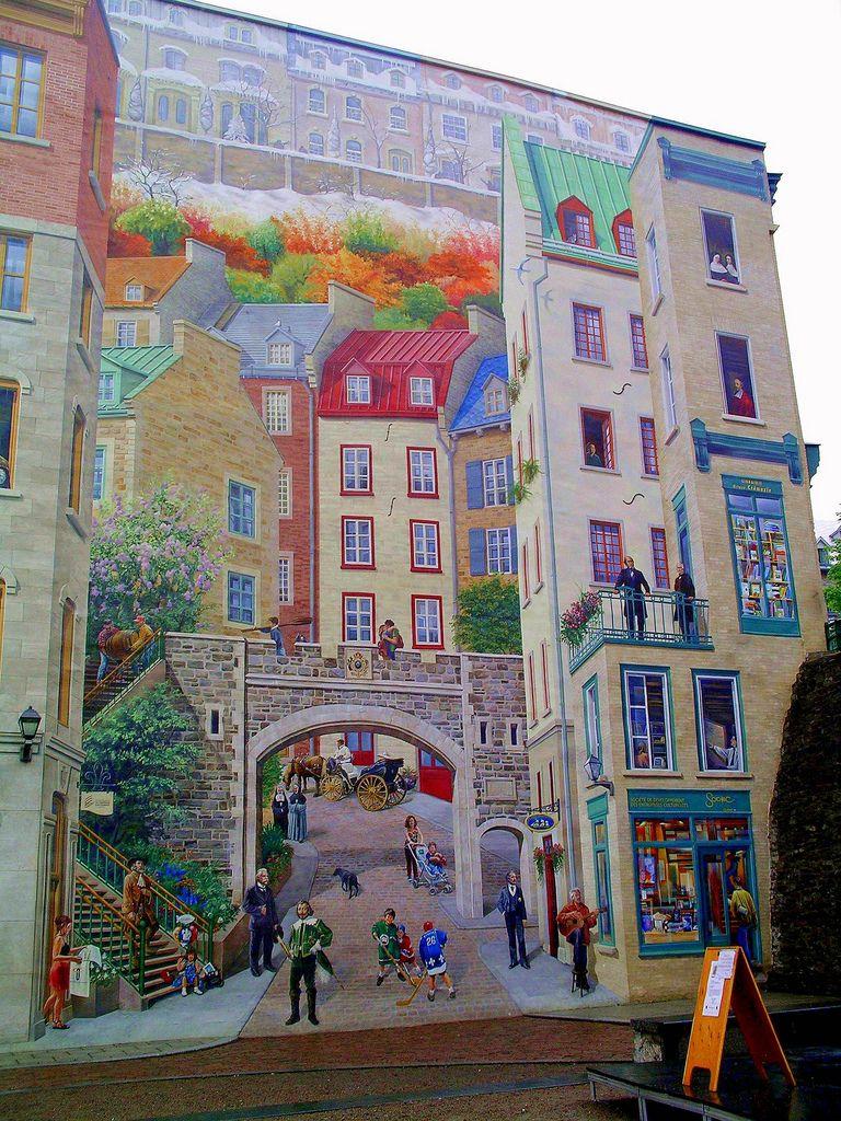 Canada Quebec City Caŋaɖa Quebec City Quebec Canada