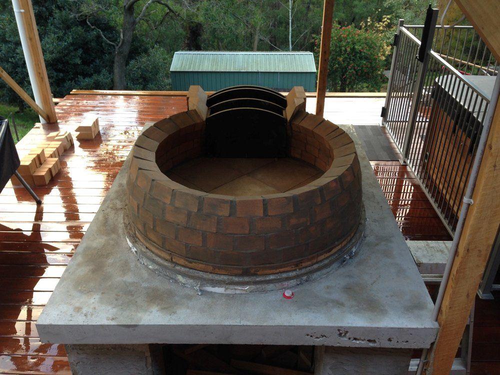 Dale Gallery The Melbourne Fire Brick Company Brick Companies Backyard Kitchen Brick