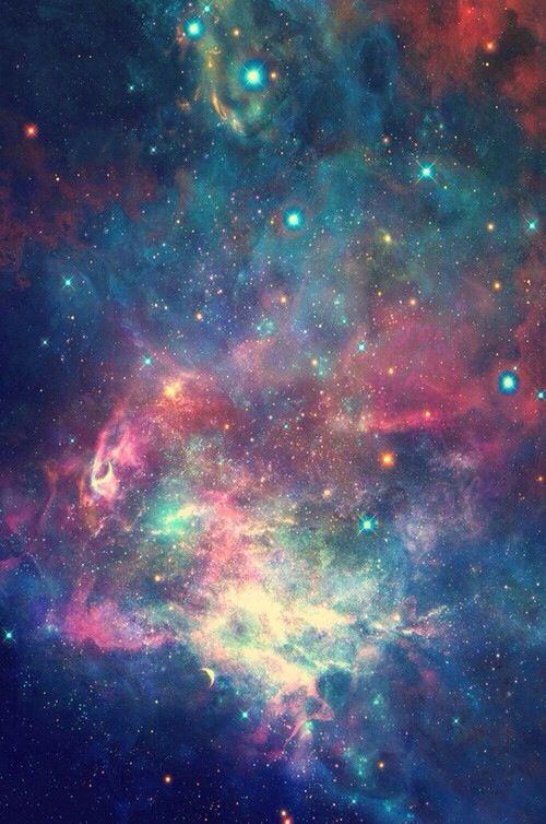 Purple Galaxy Universe Nebula Violet Indigo Sunshine On Pinterest Galaksi Bima Sakti Pemandangan Galaksi