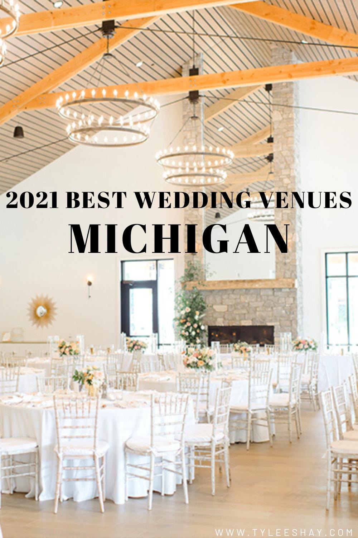 Best Wedding Venues in Michigan 2021 in 2020 Michigan
