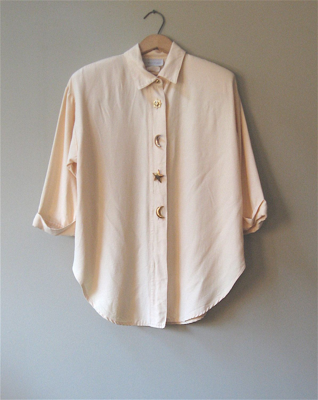 80s Astro Celestial Shirt--- LOVE IT