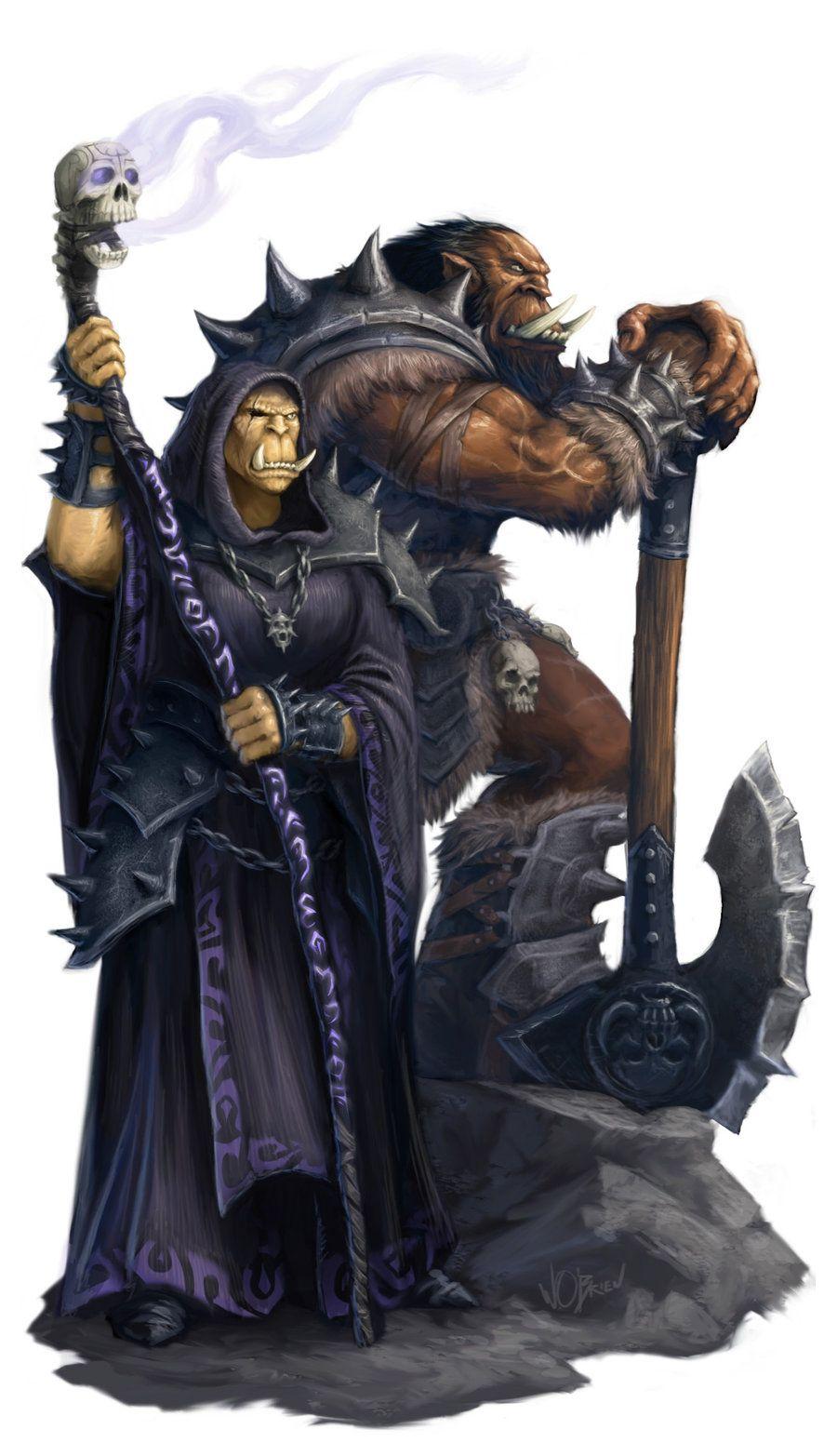 Battle Axe : Orcs by W...