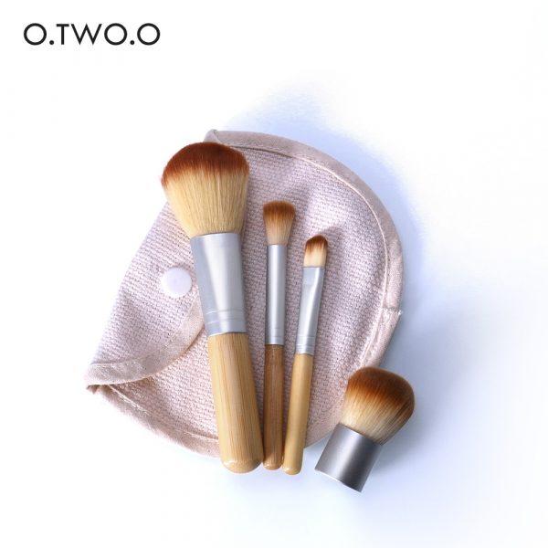 Dighealth 10pcs Unicorn Makeup Brushes Set Crystal Spiral