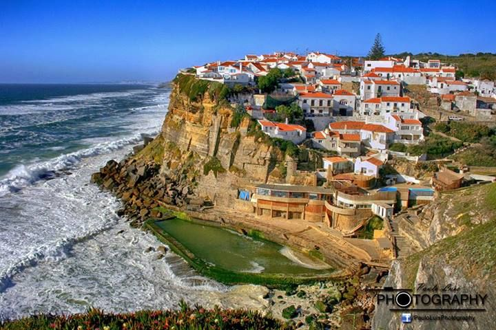 Azenhas do Mar - Sintra - Lisboa - Portugal (was there, recommended!)