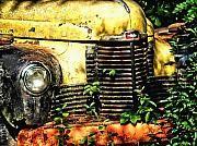 Old Transportation By Kathy Jennings