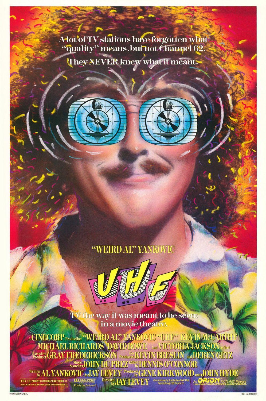Weird Al Yankovic Movies 10