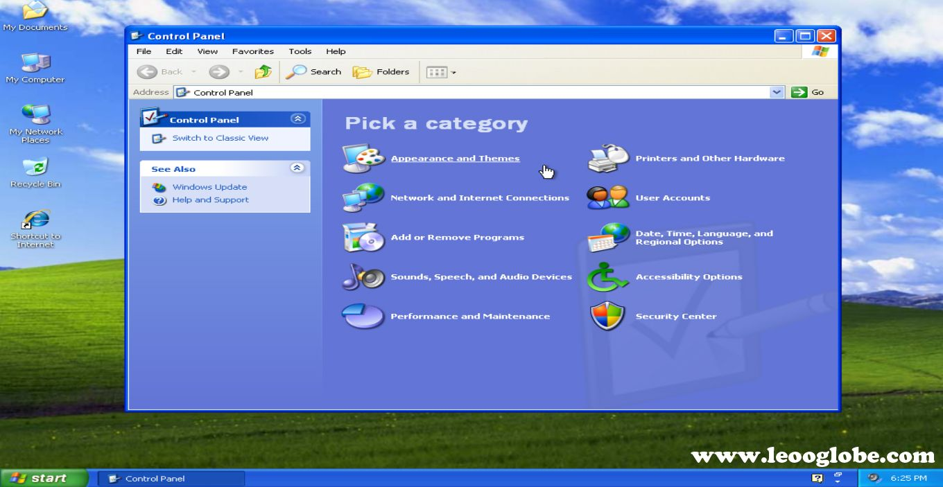 Microsoft Windows Xp Professional Sp2 Picture Finder Windows Xp