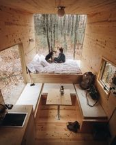 Forest retreat   Photo by bennettyoung Sh
