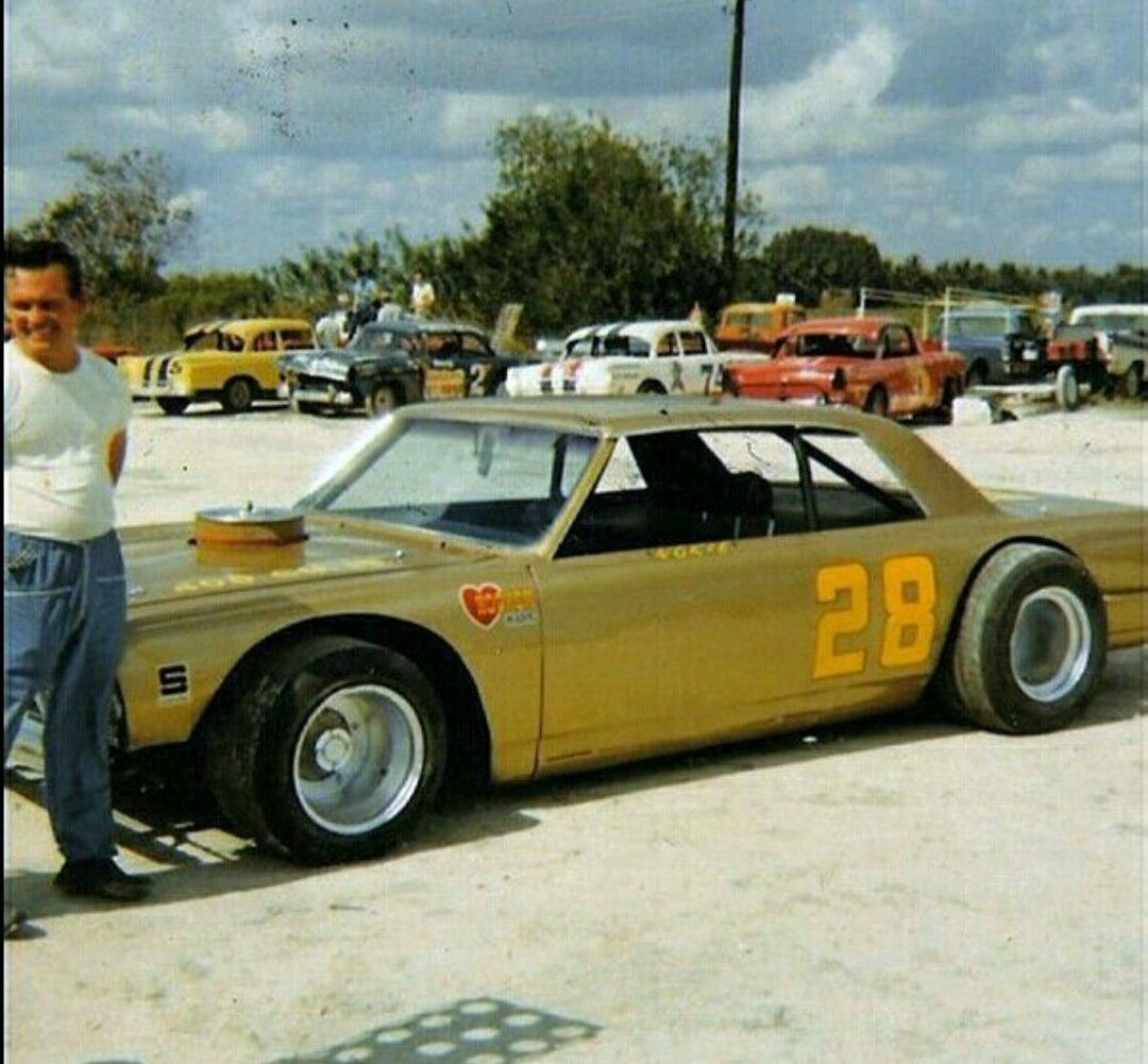 Old Race Cars Image By Alan Braswell On Dirt Track