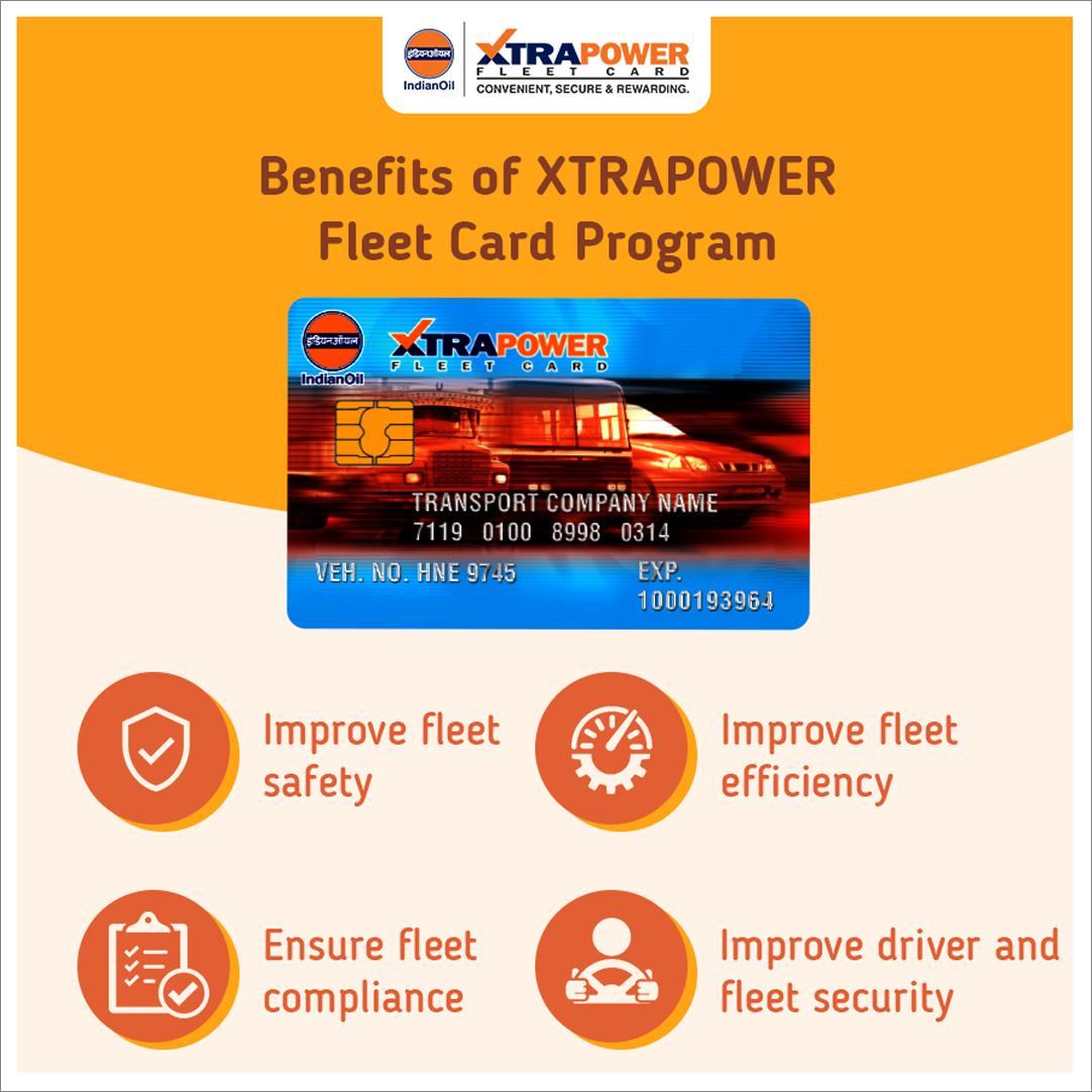 Xtrapower Fleet Card Fleet Transport Companies Cards