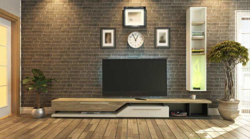 Altura De Tv Veja Como Definir Na Parede Da Sala E Outras Dicas