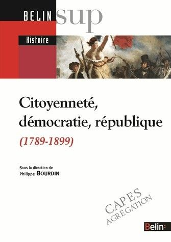 Epingle Sur Citoyennete Republique Democratie En France De 1789 A 1899
