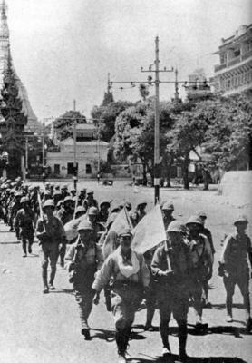 Resultado de imagen de Independient Burma Army 1942