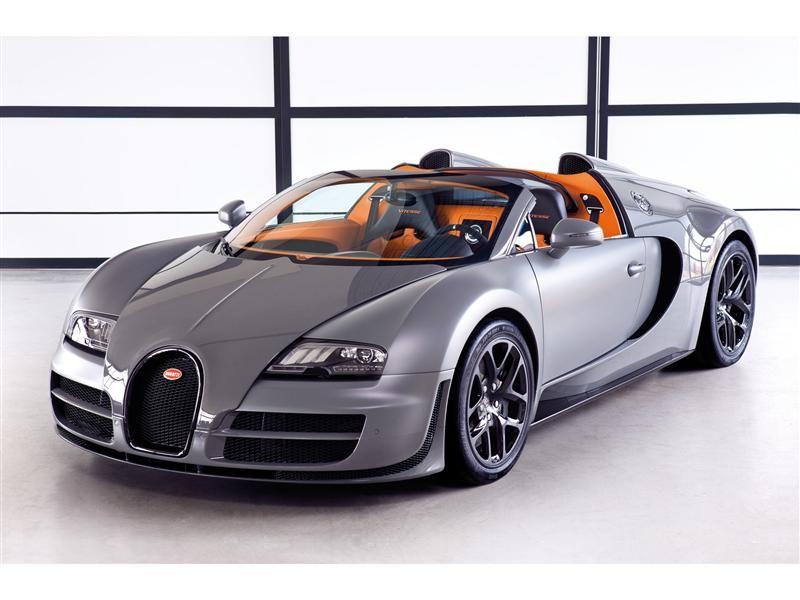 2012 Bugatti Veyron Grand Sport Vitesse Bugatti Veyron Bugatti Veyron Grand Sport Vitesse Bugatti Veyron Super Sport