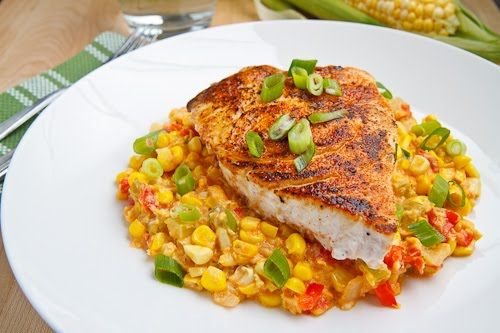 Blackened Swordfish Recipe Seafood Recipes Cajun