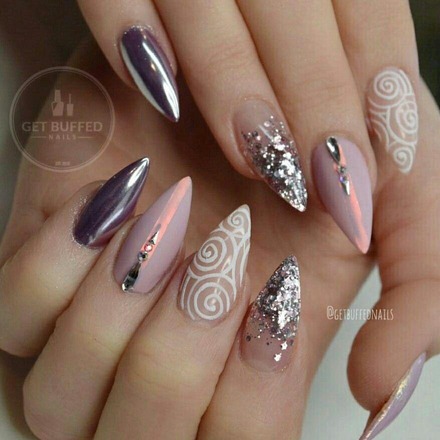 Pin by Jovana Stefanovic on Nails | Pinterest | Nail nail, Beautiful ...