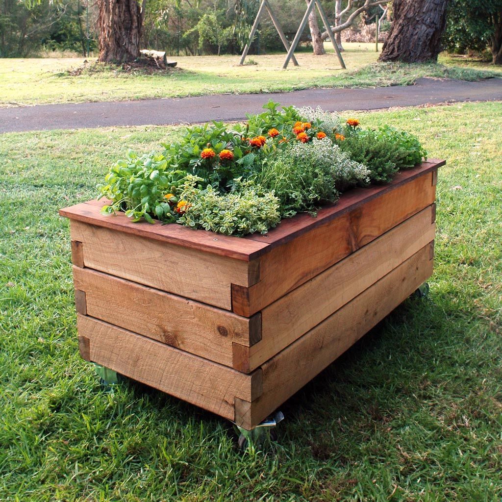 Planter Box (With Images