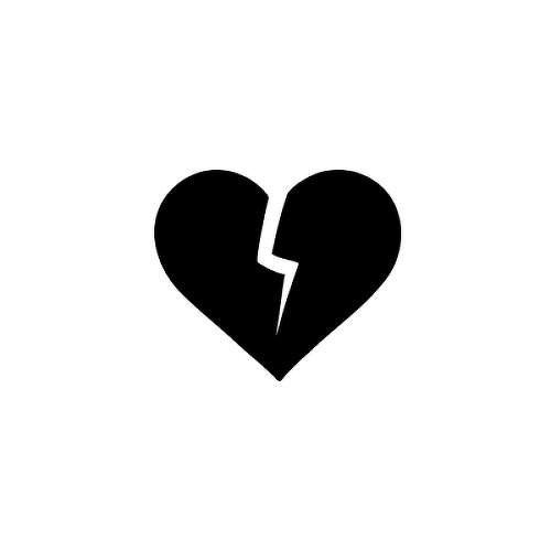 Lillehei Tattoo Semi Permanent Tattoos By Inkbox Broken Heart Tattoo Broken Heart Tattoo Designs Broken Tattoo