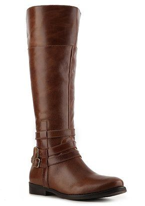 51584469c094 ShopStyle  Coconuts Blakely Wide Calf Riding Boot