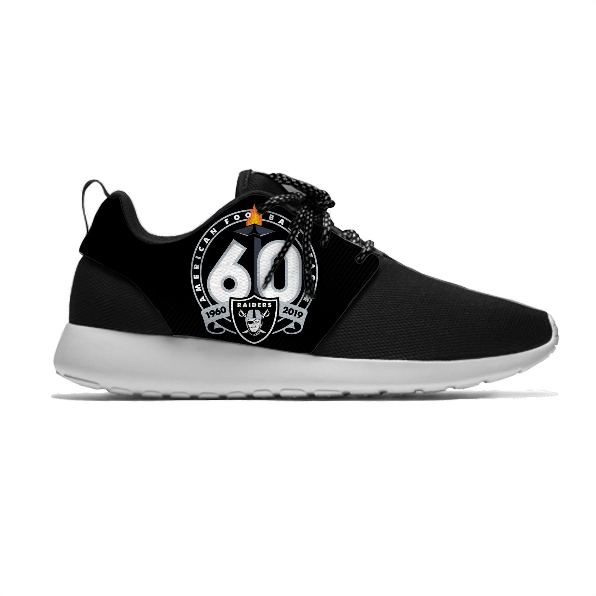 Oakland Raiders Lightweight Sneakers