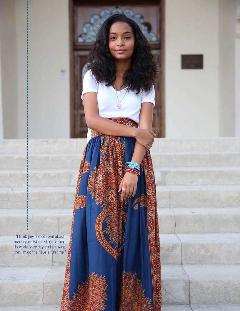 Yara Shahidi Style Outfits