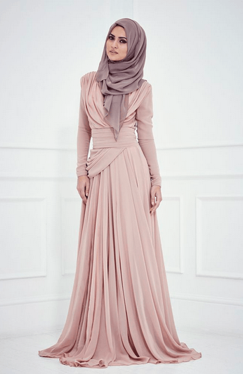 Long dress terkini