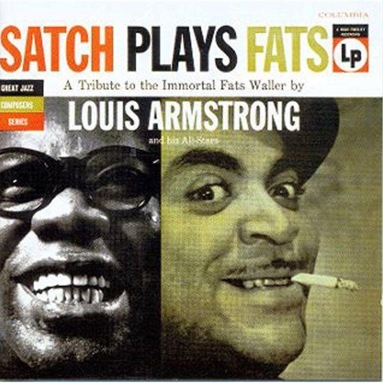 Louis Armstrong - Satch Plays Fats 180g Import Vinyl LP