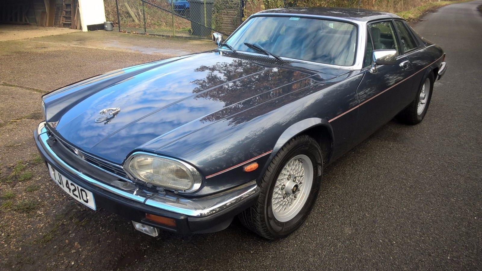 1987 Jaguar Xjs 5 3 V12 He Auto No Reserve Jaguar Jaguar Car Classic Cars