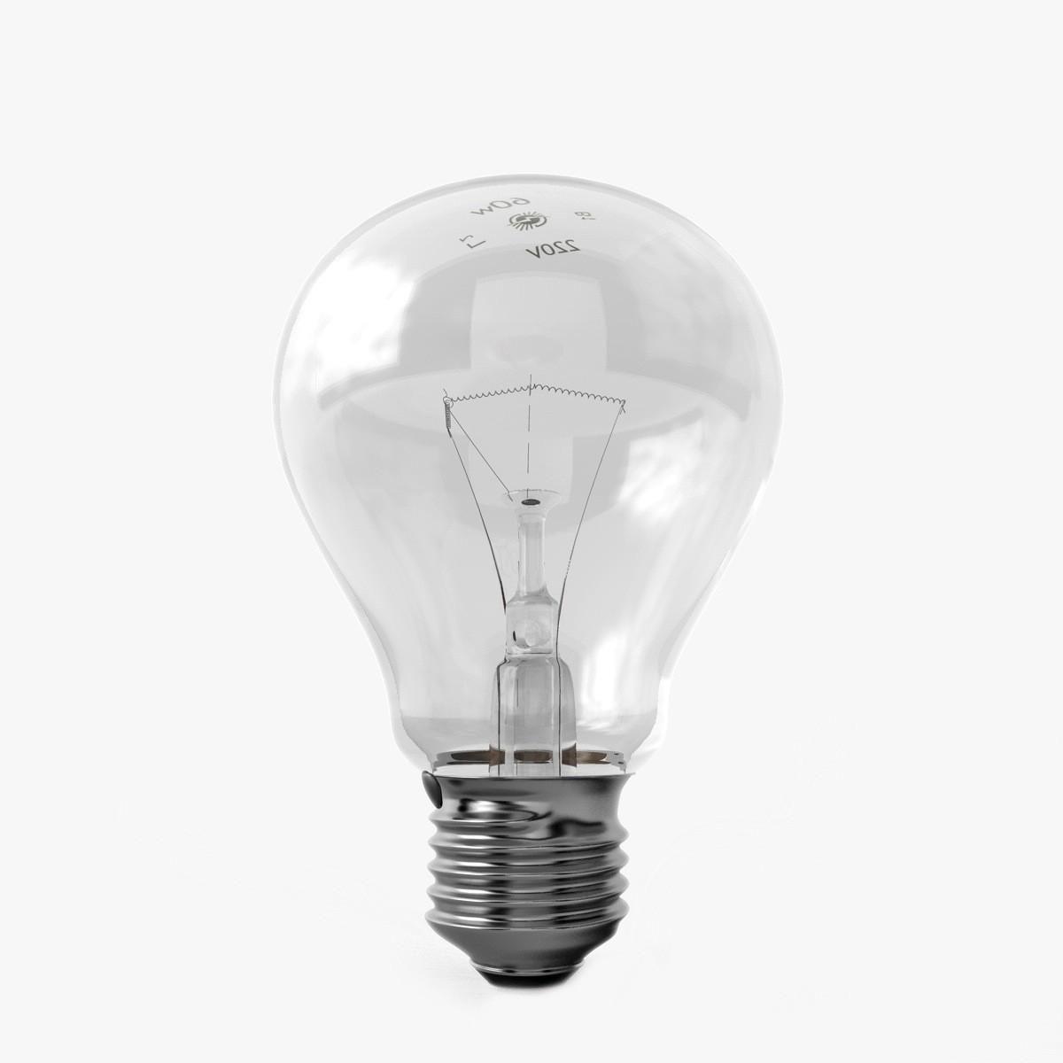 Incandescent Light Bulb 3d Model Ad Light Incandescent Model Bulb Incandescent Light Bulb Light Bulb Incandescent Lighting