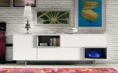 aparador moderno varios colores 6 Muebles de comedor, Muebles de ...