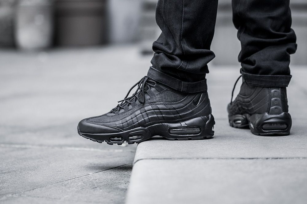 the best attitude 312c5 079d9 Nike Air Max 95 Sneakerboot