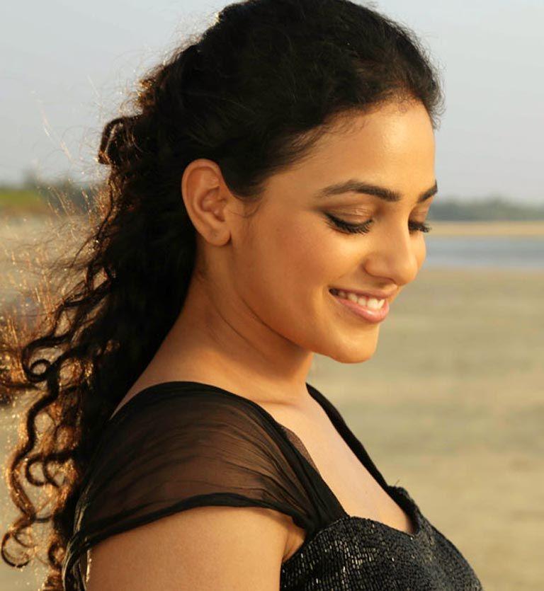 Nitya Menon Hot Photos In An Indian Actress Gallery. Cute