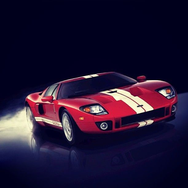 Dream Car - Ford GT