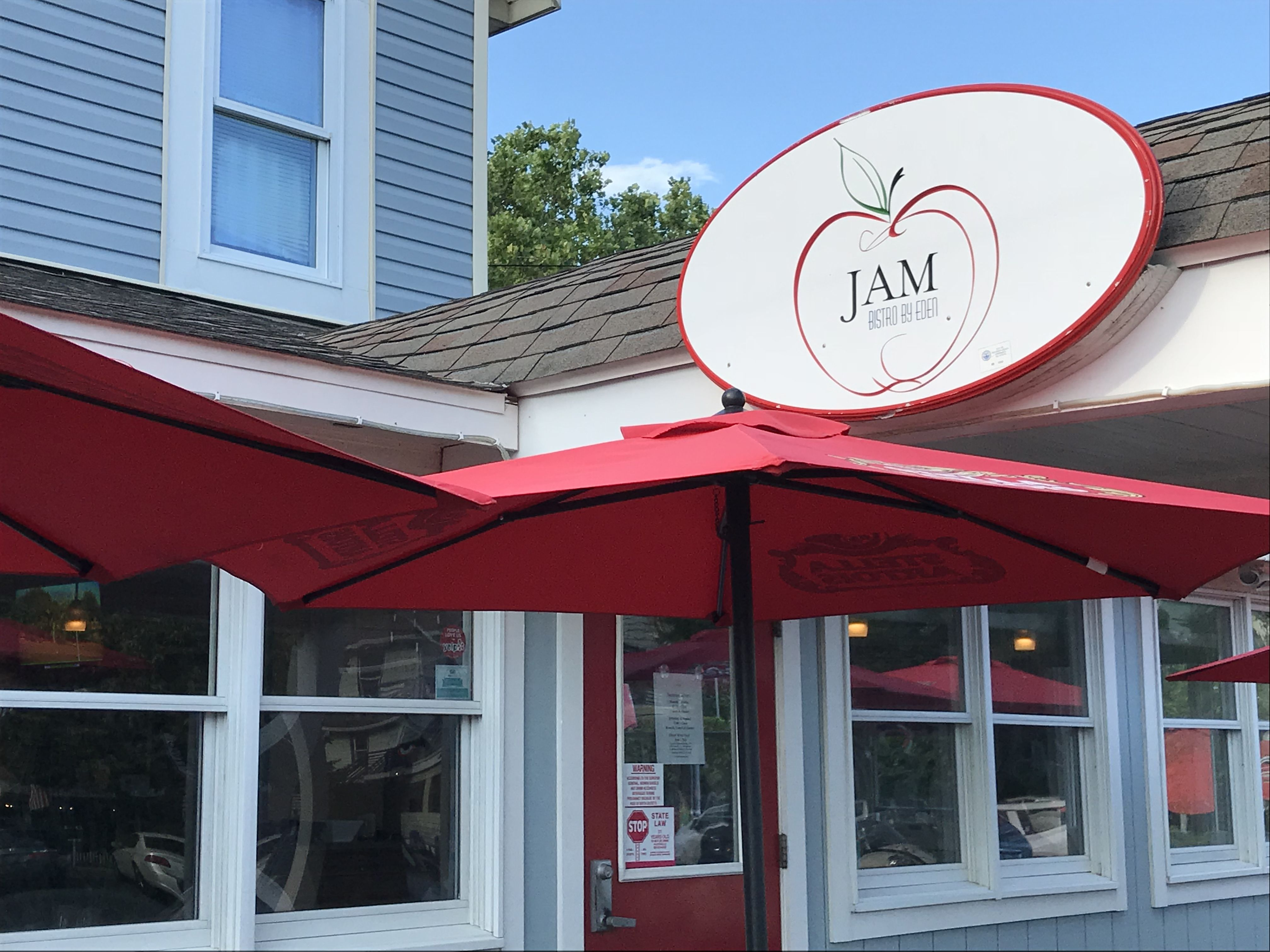 Jam Bistro By Eden This Restaurant Is Located At 21 Baltimore Ave This Is Eden Restaurant S More Casual Restaurant Rehoboth Beach Casual Restaurants Rehoboth