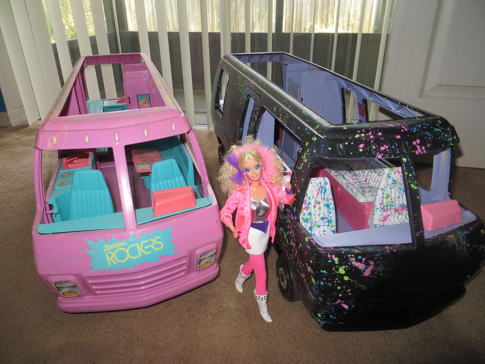 Star Traveler Project Barbie Camper Barbie Accessories Barbie Dolls