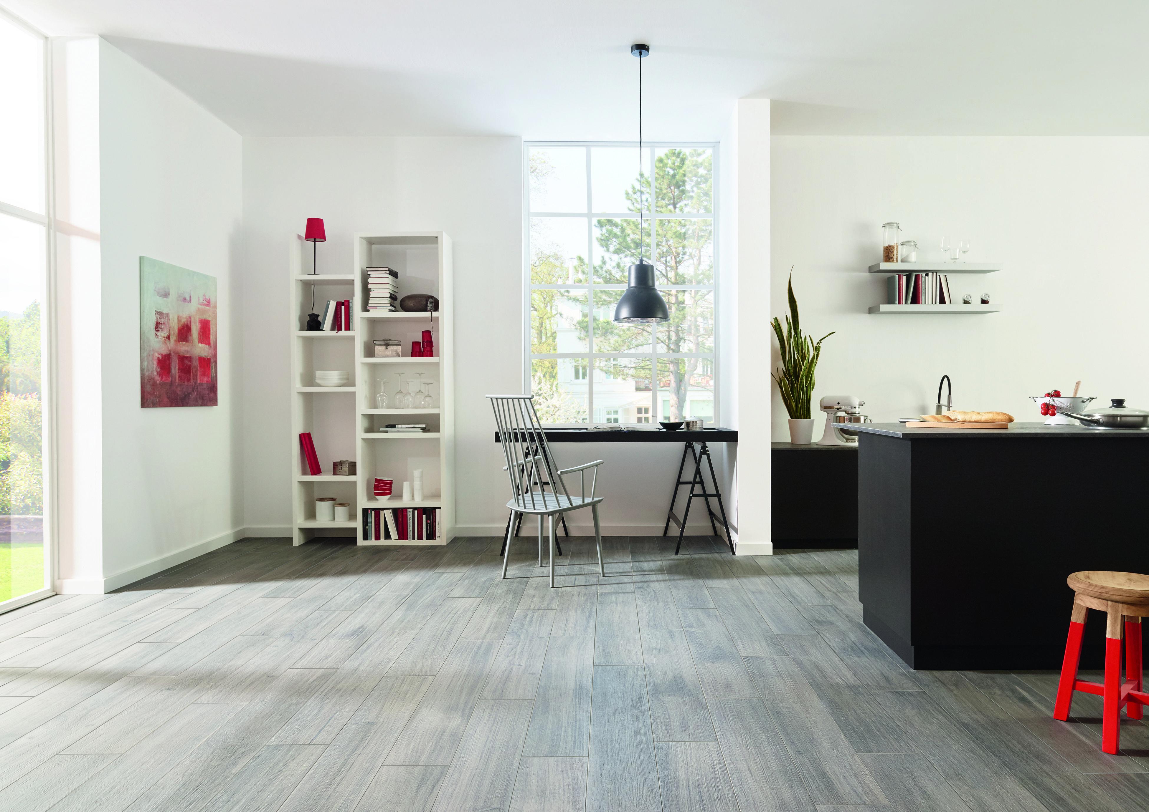 Groß Bodenbelag Optionen Für Küche Und Esszimmer Bilder - Küchen ...