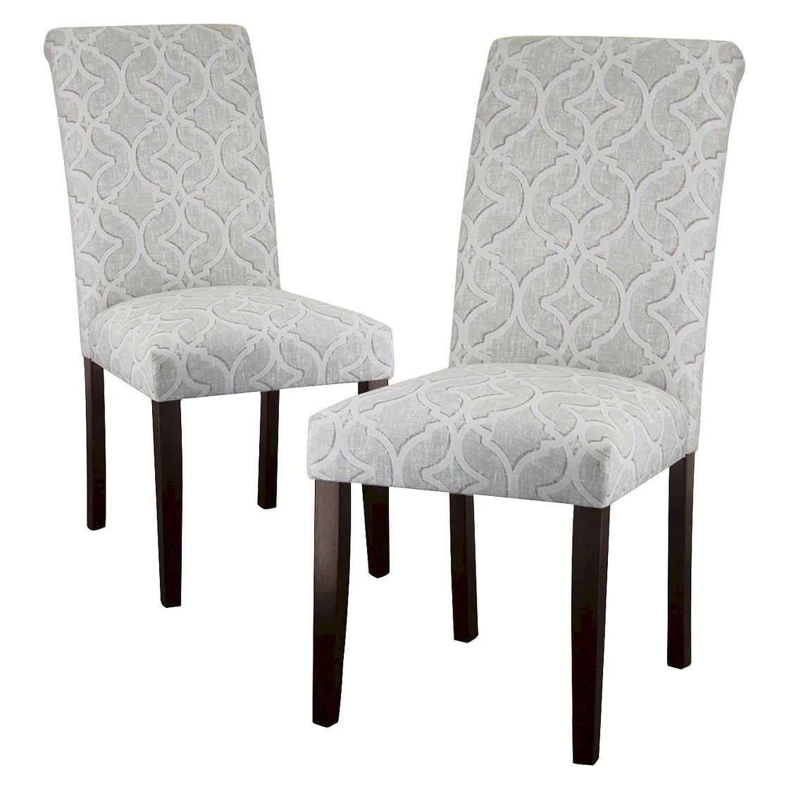 Avington Nuri Dining Chair Pearl (Set of 2) Dining chairs