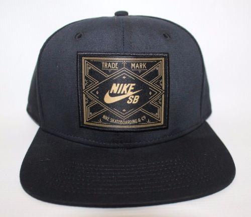 Noir Et Or Nike Chapeau Sb Réduction grande remise véritable ligne la sortie confortable Mtg48