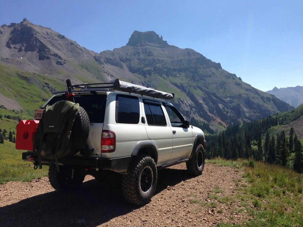 Nissan Pathfinder Overland >> My 2001 Pathfinder R50 Mild Budget Build Expedition Portal