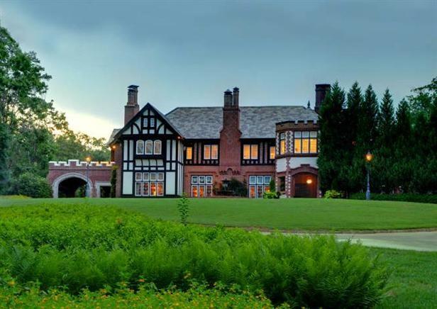 Oh Ya Mansions Tudor Style Boston Real Estate