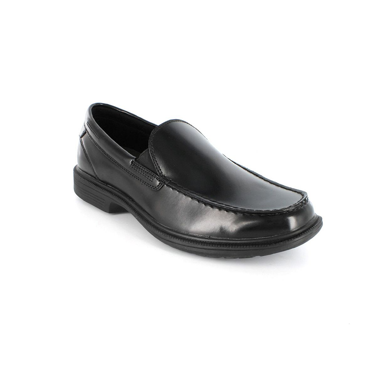 Mens Beacon Street Dress Shoe Can Be Dressed Up or Down Get the ultimate in comfort when you slip on Nunn Bush mens Beacon Street dress shoe