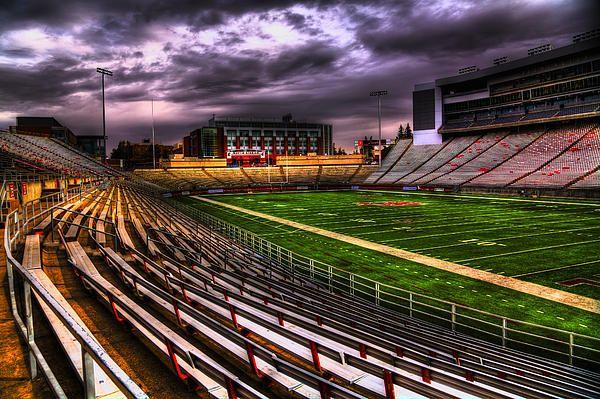 Martin Stadium On The Washington State University Campus Pullman