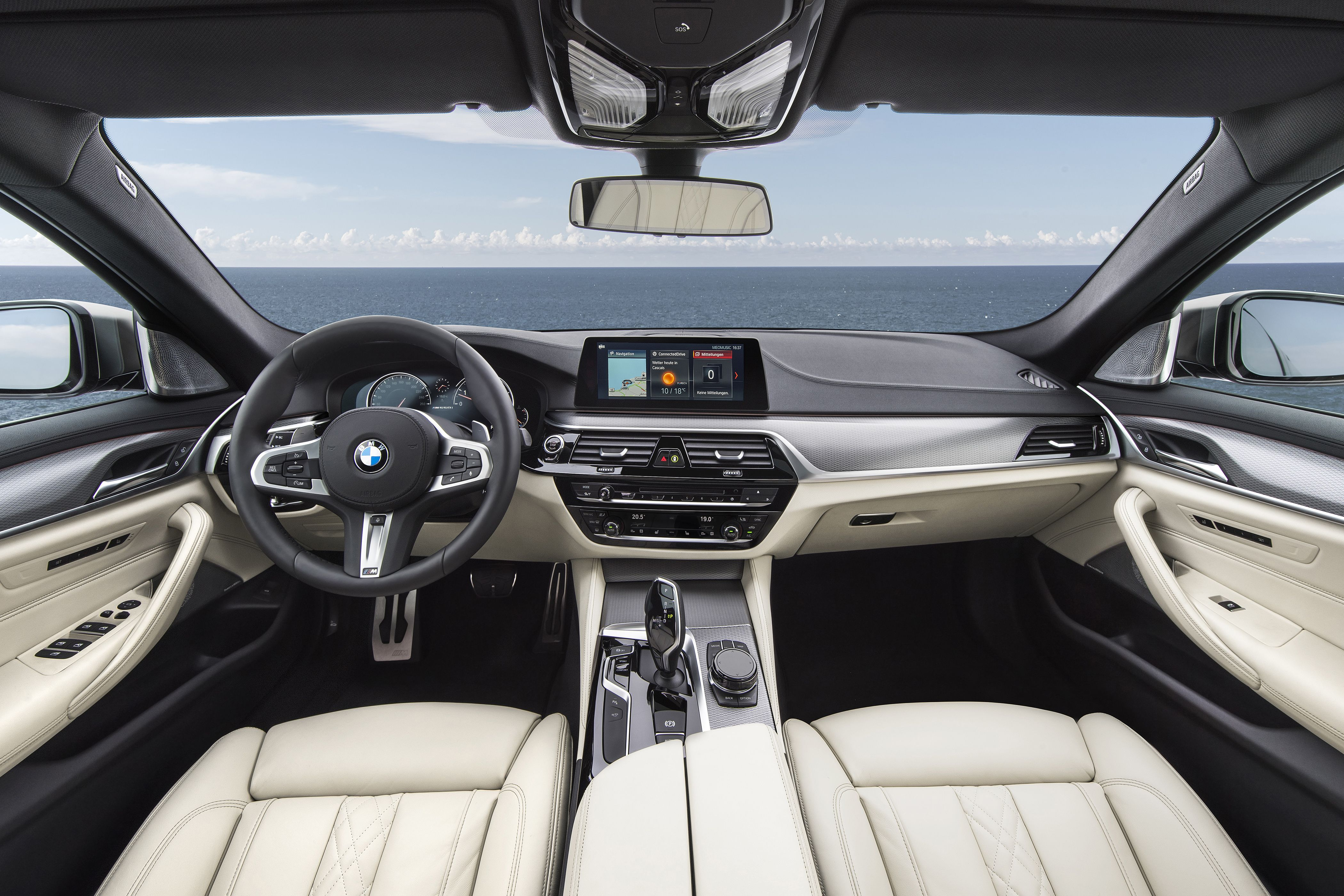 BMW #G30 #M550i #Sedan #xDrive #Monster #Luxury #MPerformance