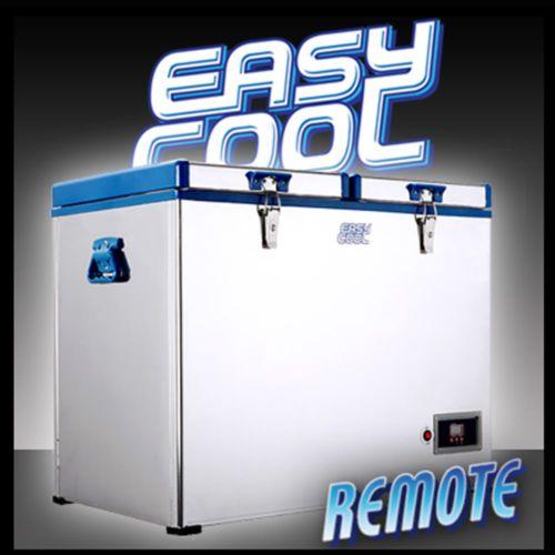 New 110l Portable Fridge Freezer For Camper Caravan