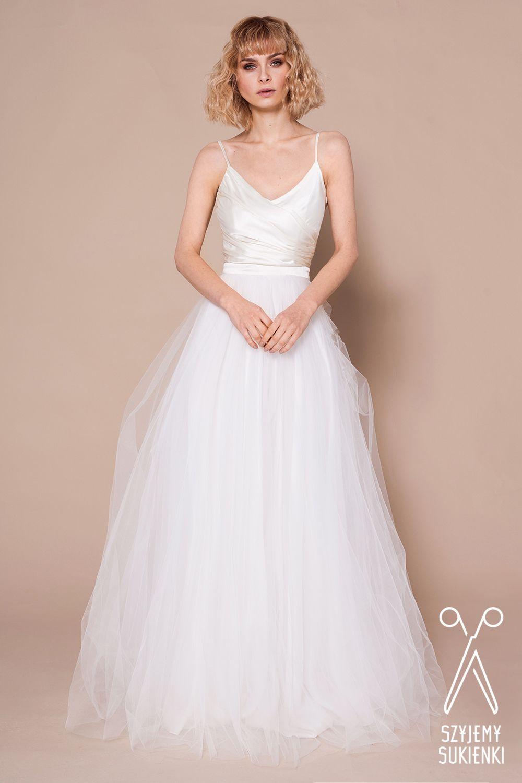 Pin by szyjemy sukienki the dressmakers on wedding gowns by szyjemy