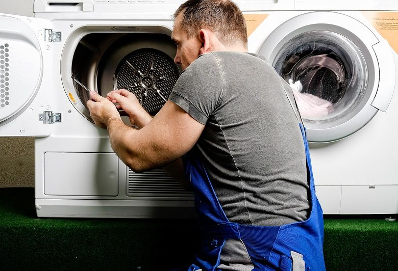 Frequent Dryer And Washer Repairing Parts Washing
