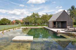 Att Architekten 11 jardins com lago artificial para te inspirar a fazer o seu